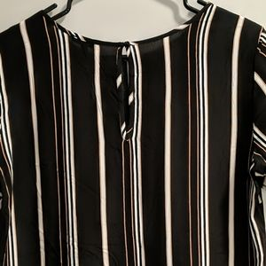 Striped Tunic- Dynamite